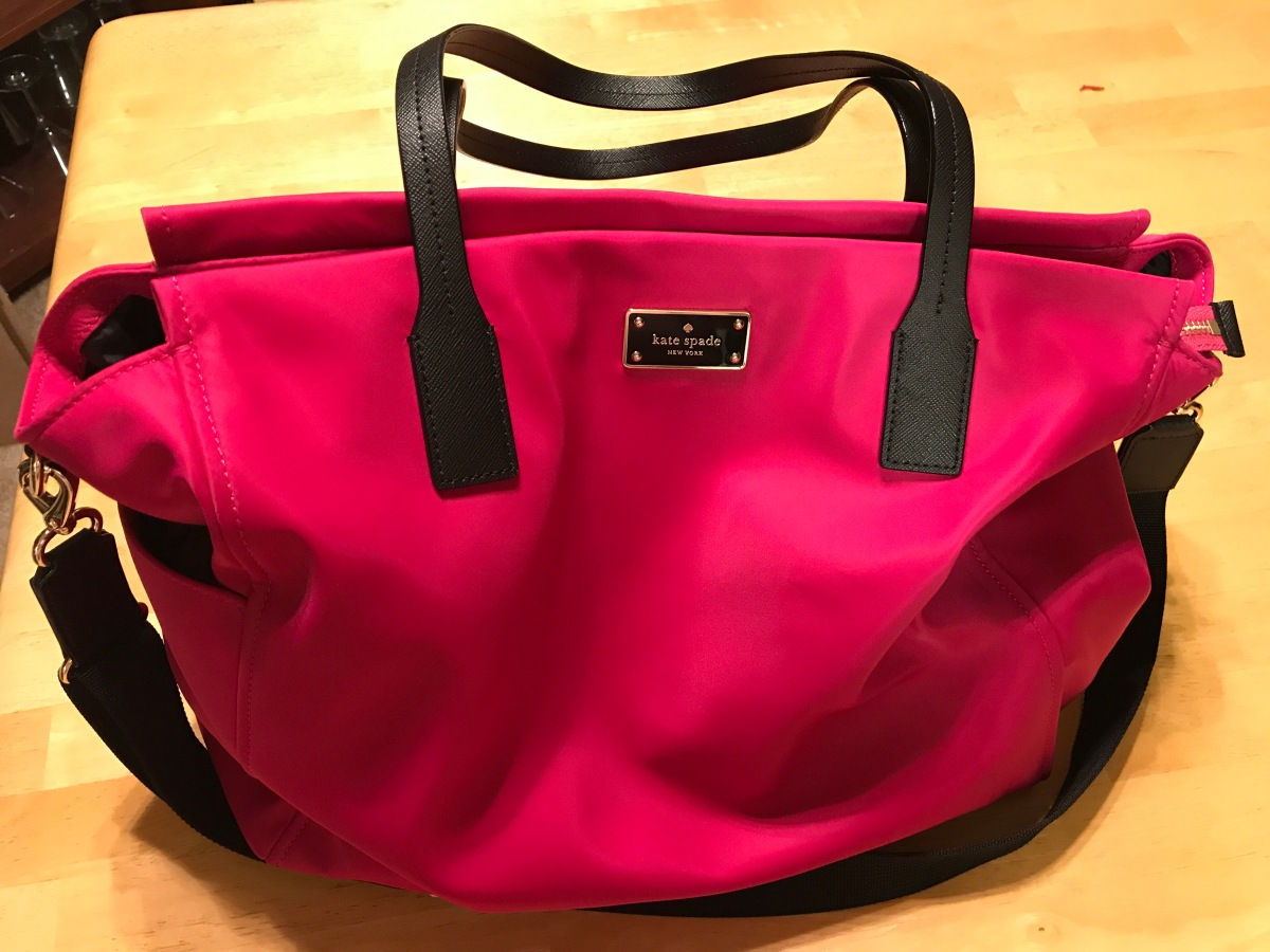 Kate Spade New York Blake Avenue Taden Baby Bag – Product Review