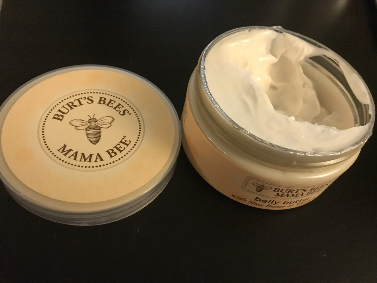 Mama Bee Belly Butter – Product Review – Part One